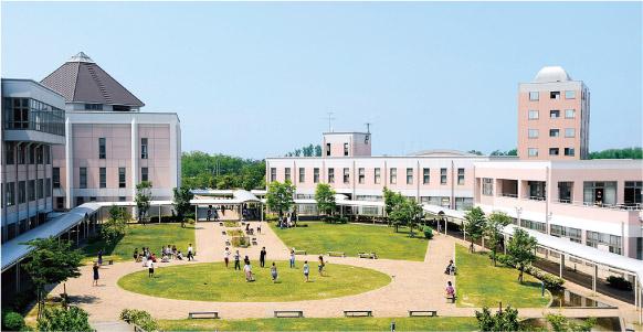 キャンパス画像